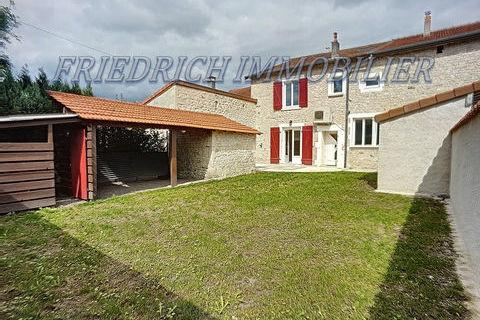 Appartement F3 duplex - Demanges aux Eaux 600 Demange-aux-Eaux (55130)