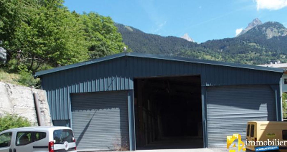 Vente Maison Entrepôt / local industriel Modane 625 m2 Modane
