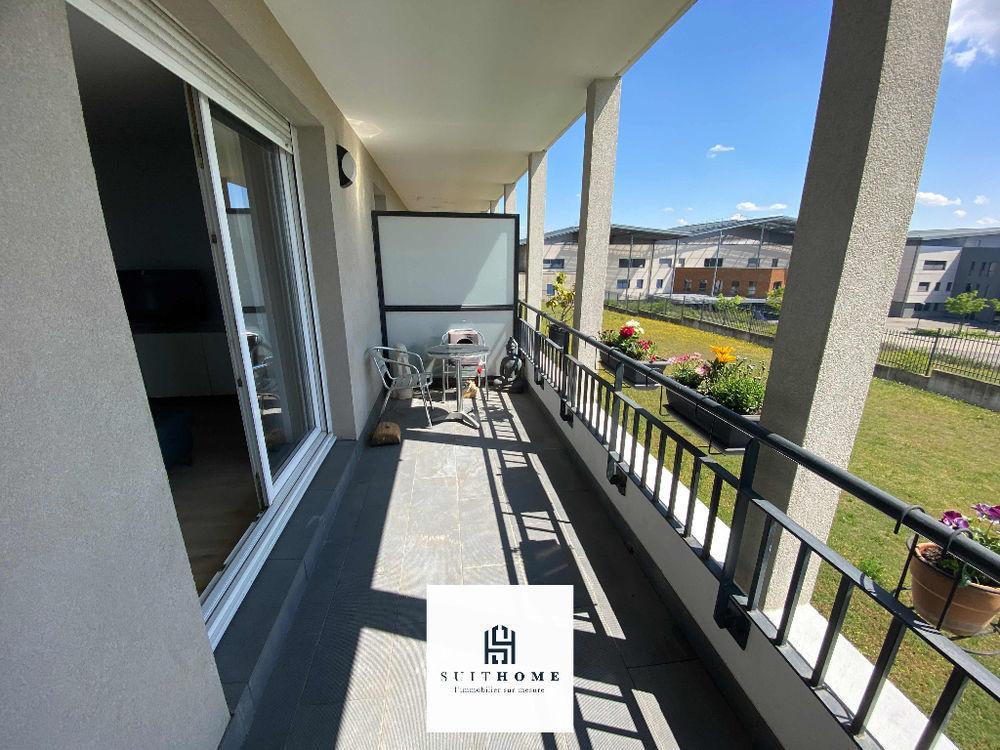 Vente Appartement Appartement  à vendre à Venissieux 4 pièce(s) 78.21 m2 Venissieux