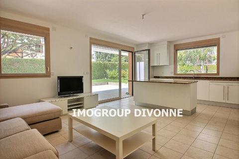 Appartement Divonne Les Bains 3 pièce(s) 71.31 m2 2100 Divonne-les-Bains (01220)