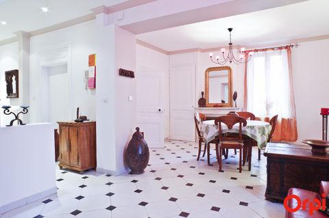 MAISON DE VILLE EN DUPLEX DE  91 M² - MONTCHAT (Montchat-Place Ronde) 480000 Lyon 3