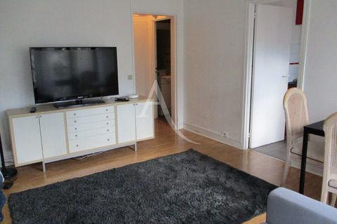 Studio meublé 30m² Neuilly 1090 Neuilly-sur-Seine (92200)