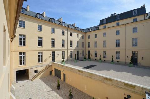Appartement VERSAILLES - 2 pièces - 47,83 m² 1145 Versailles (78000)