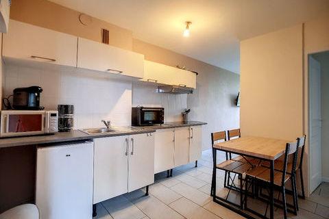 Appartement meublé, Saint Genis Pouilly 2 pièce(s) 35.54 m2 950 Saint-Genis-Pouilly (01630)
