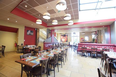 Fonds de commerce de la Brasserie de Vézelay. 368000 89450 Vezelay