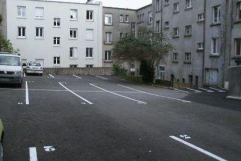 A louer emplacement de parking à BREST Quartier Recouvrance 50 Brest (29200)