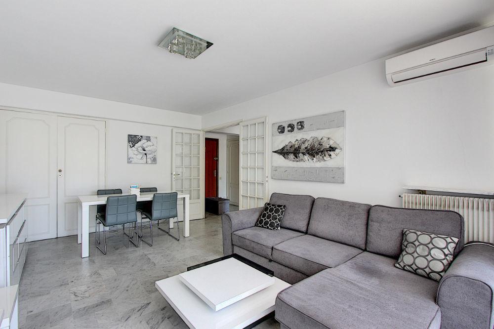 Vente Appartement Grand 2 pièces Proche Mer + Parking Juan les pins
