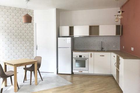 Appartement Besancon 2 pièceS 37 m2 610 Besançon (25000)