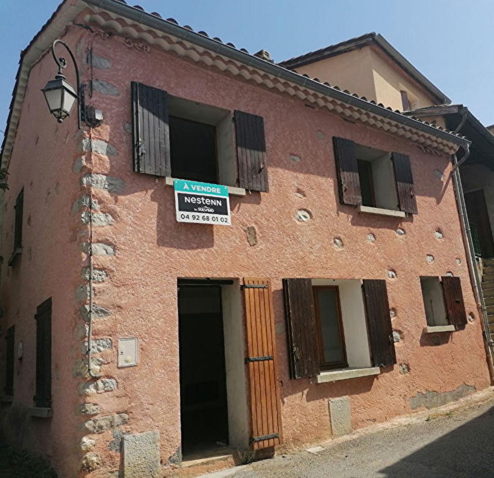 Vente Maison A vendre  Maison de village 77 m² avec terrain Sisteron