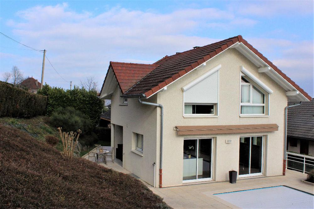 Annonce vente maison le bourget du lac 73370 145 m for Camping bourget du lac avec piscine