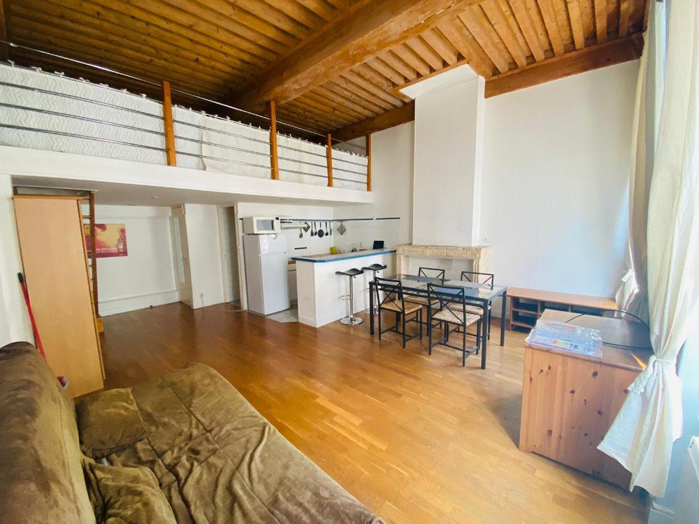 Location Appartement T2 meublé Duplex à Massena 69006 Lyon 6