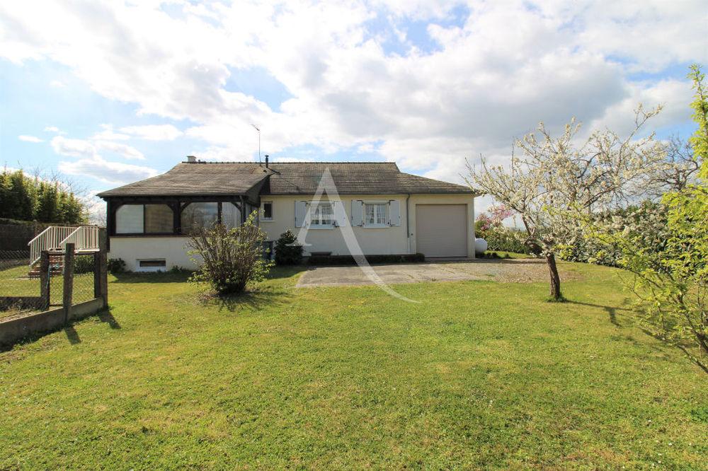 Vente Maison Maison 3 chambre, bureau, 1000 m² de terrain constructible à Feneu ! Feneu