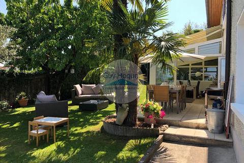 Thonon: Maison Familiale  9 pièces 490000 Thonon-les-Bains (74200)