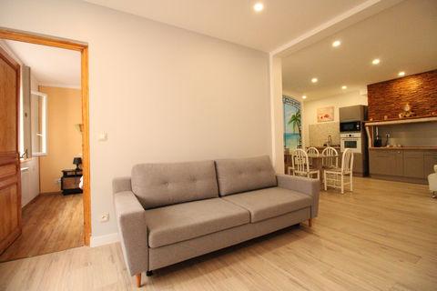 Appartement meublé Narbonne 2 pièces 51 m² 651 Narbonne (11100)