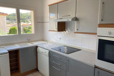 Location appartement à Allauch de type 3 d'une surface de 61 m² 980 Le Logis Neuf (13190)