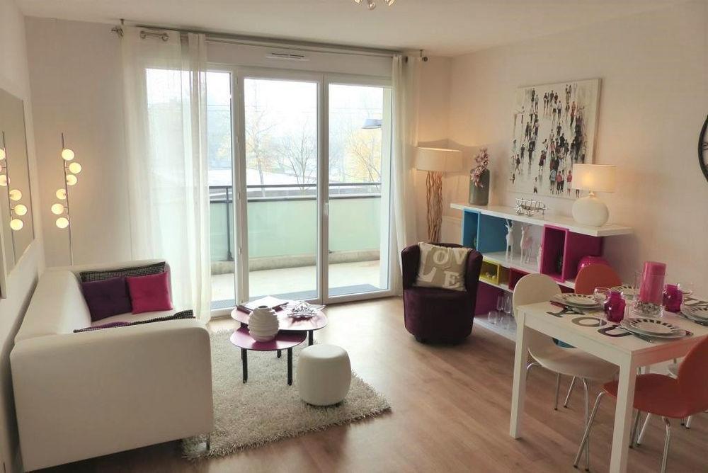 Location Appartement Dijon Sud - Chenôve, appartement T2 avec balcon et place de parking Chenove