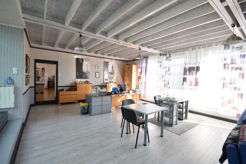 Maison Laigne 7 pièce(s) 250 m2 avec vie de plain pied 250000 Laigné (53200)