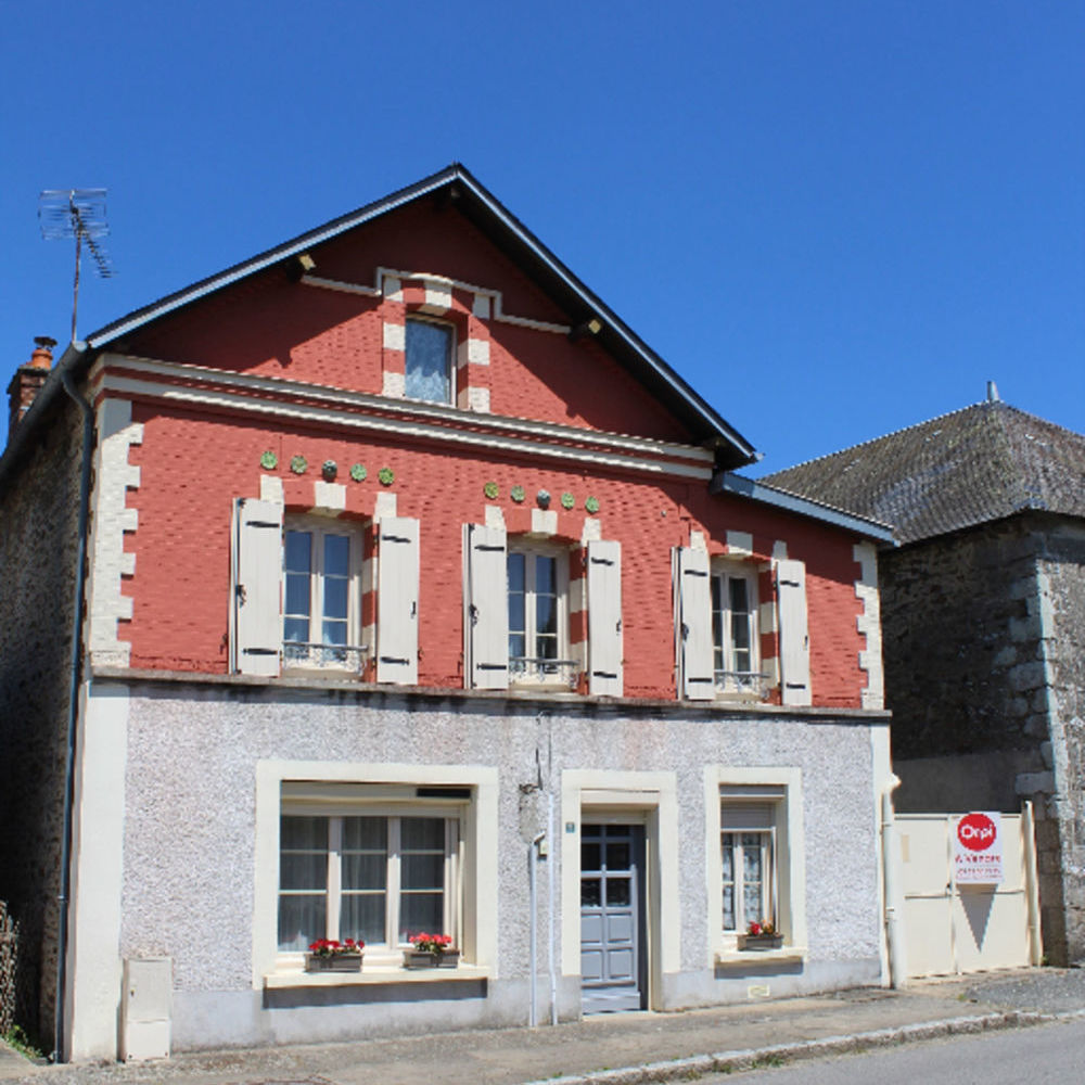Vente Maison 10mn accés A20 Lauriere