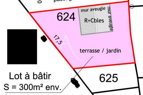 Vente Terrain Montry (77450)