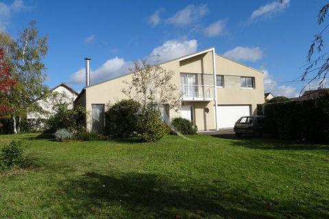 EN VENTE - VARENNES VAUZELLES - Maison contemporaint 4 chambres terrain 295000 Varennes-Vauzelles (58640)