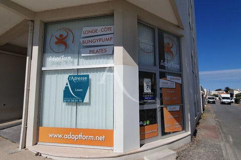 Local commercial ST JEAN DE MONTS - 77.29 m² 720 85160 Saint jean de monts