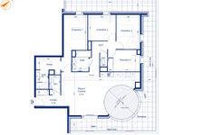Annecy, entre autoroute et lac, proche commodités, appartement 3 pièces neuf en attique de 70m2 avec 65m2 de terrasse, livraison 765000 Annecy (74000)