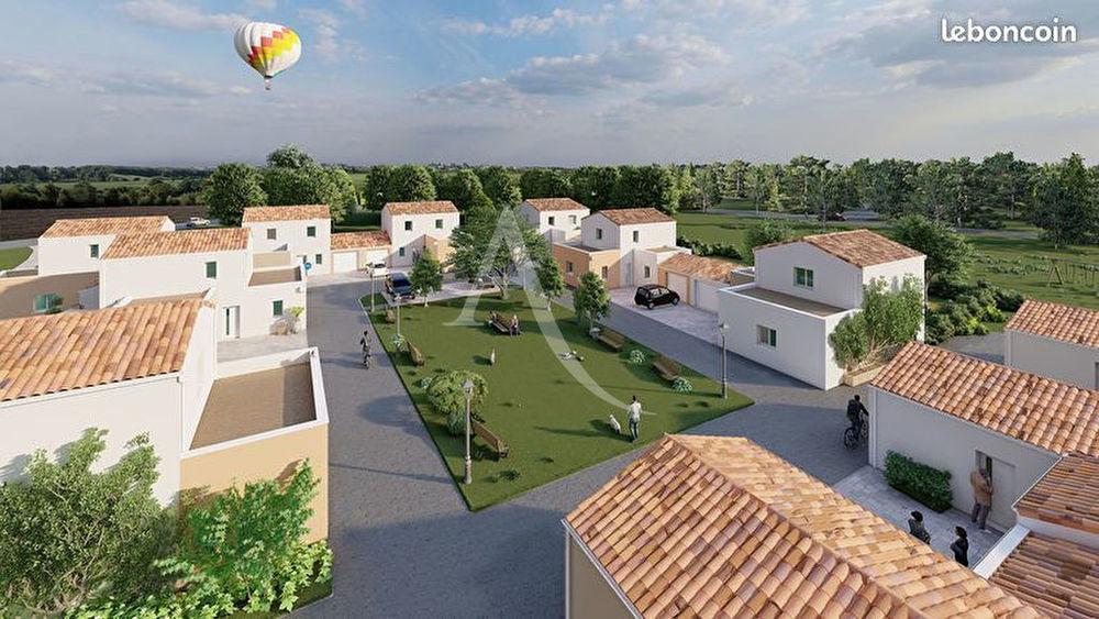 Vente Maison Programme neuf à LA MOTHE ACHARD - Maison type 4 à étage - 91m² La mothe achard