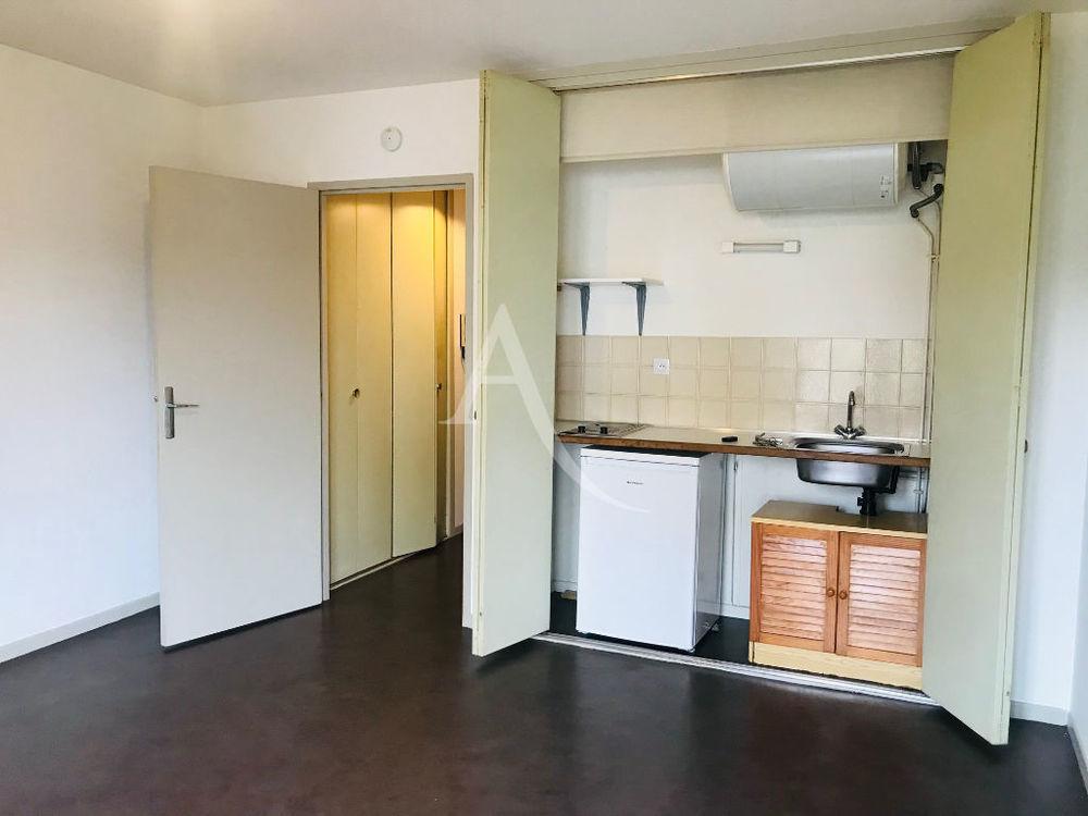 Location Appartement Appartement  1 pièce(s) 24.46 m2 Toulouse