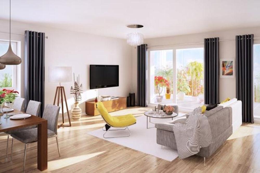 Vente Appartement Appartement Venissieux 4 pièce(s) 78.40 m2 Venissieux