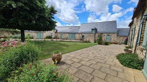 Vente Maison Quelaines-Saint-Gault (53360)