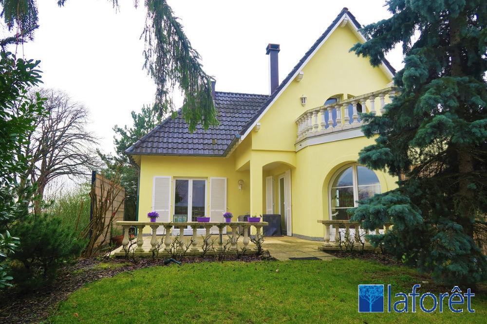 Cz immobilier maison 6 pi ce s 146 m souffelweyersheim for Vendeur fenetre pvc
