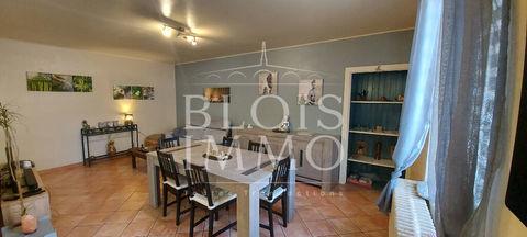 Appartement en duplex 128000 Blois (41000)