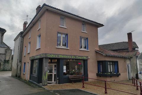 Vente Immeuble Saint-Victurnien (87420)