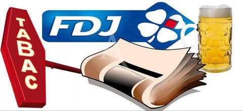 Fonds de commerce - Bar, Tabac, Presse, FDJ. 234000 85220 L aiguillon sur vie