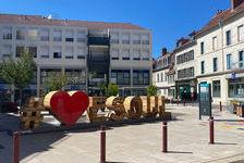 Local commercial Hyper-Centre VESOUL 410 70000 Vesoul