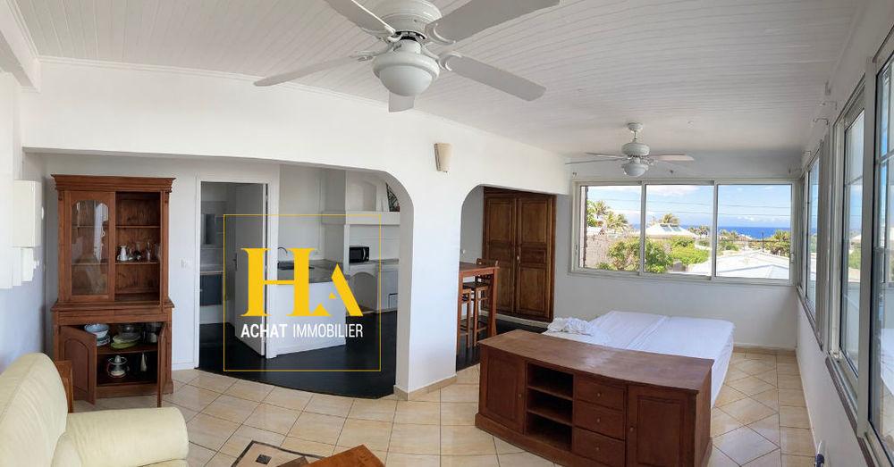 Appartement - 1 pièce(s) - 41 m² 185500 Saint-Pierre (97410)