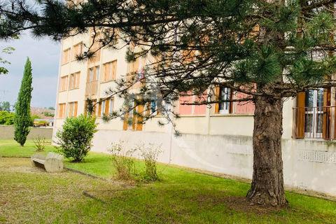 APPARTEMENT MEAUX 4 PIÈCES 73.40 M² 158685 Meaux (77100)