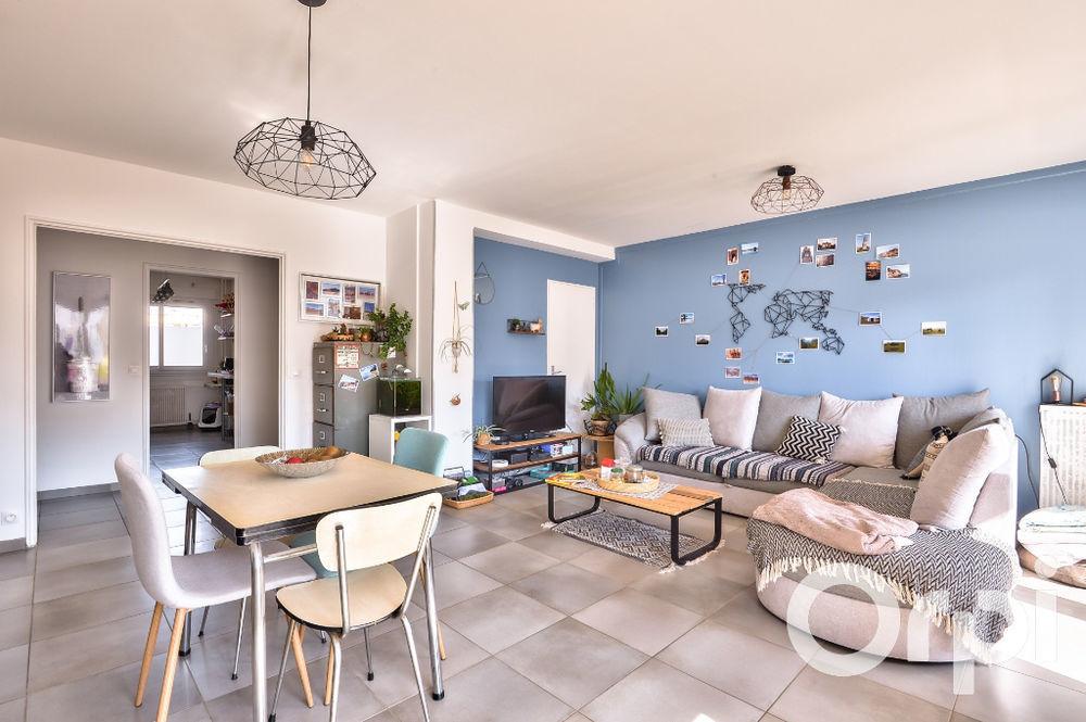 Vente Appartement Villeurbanne Gratte Ciel Sud  4 pièce(s) 90 m2 avec balcon+pkg Villeurbanne