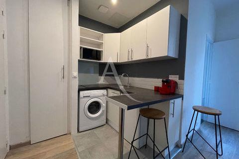 Appartement Issy Les Moulineaux 1 pièce(s) 17 m2 750 Issy-les-Moulineaux (92130)