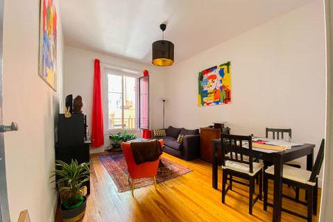Appartement de type 2 - secteur calme - Chambery  - 47 m2 - non meublé 670 Chambéry (73000)