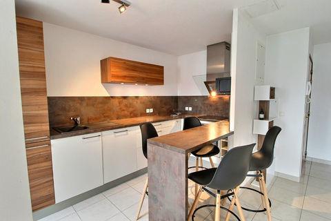 Appartement Evian Les Bains 2 pièce(s) 45.07 m2 Vue LAC ! 840 Évian-les-Bains (74500)