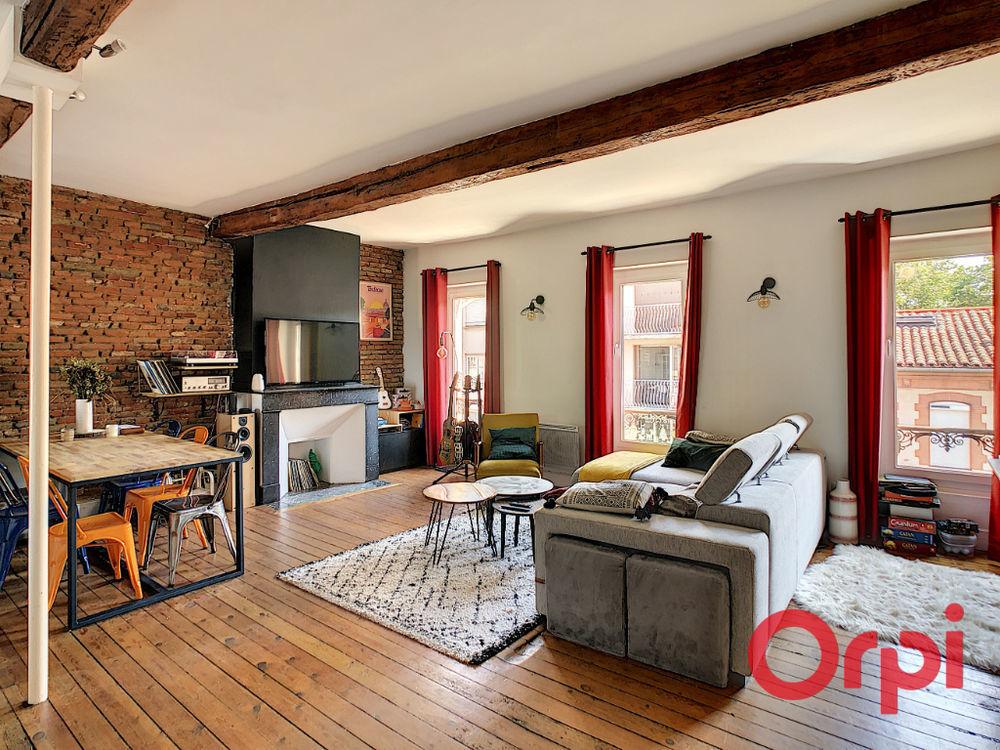 Vente Appartement Appartement de charme Toulouse 85m2 - CENTRE-VILLE Toulouse