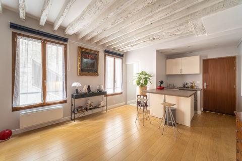 Appartement Paris 1 pièce(s) 26.34 m2 315000 Paris 12