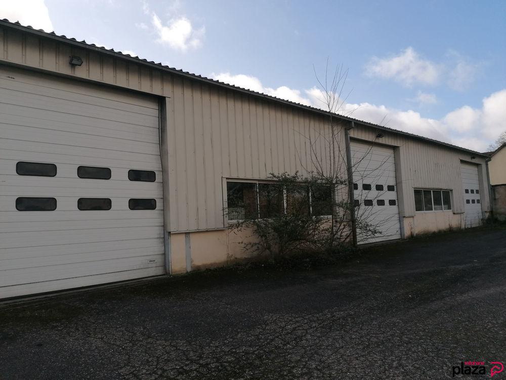 Entrepôt / local industriel Neufchateau 300 m2