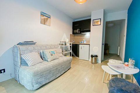 Appartement Les Sables D Olonne 1 pièce(s) 21.39 m2 500 Les Sables-d'Olonne (85100)