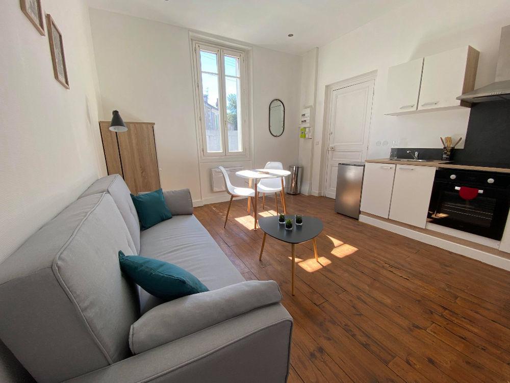 Location Appartement Appartement Perigueux 1 pièce(s) 19.45 m2 Perigueux