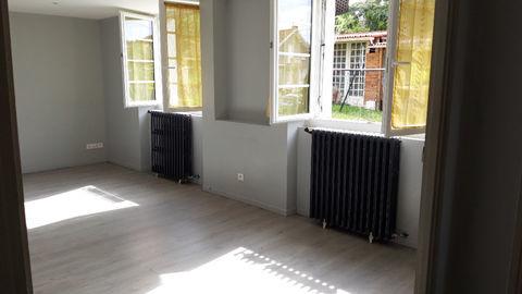 Appartement T2 rez de chaussée maison 307 Capdenac-Gare (12700)