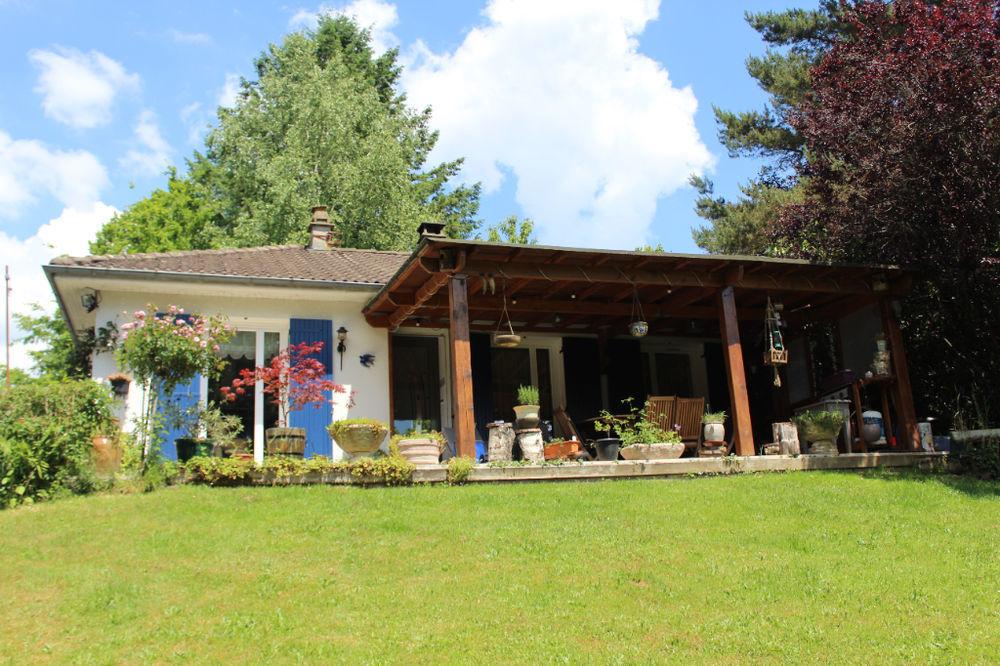Vente Maison Ambazac côté Limoges, pavillon 130m2, terrain 2438m2 Ambazac