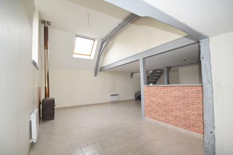 A louer - Appartement à Clefs 4 pièce(s) 113.83 m2 500 Clefs (49150)