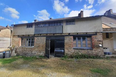 Vente Maison Plouguenast (22150)